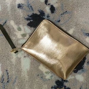 Tablet, phone and credit card wristlet